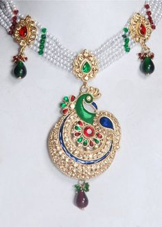 peacock jewelry - Google Search