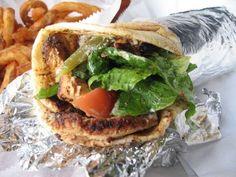 Bucharest Grill Chicken Shawarma - DETROIT's BEST!