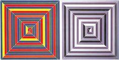 Frank Stella  Jasper's Dilemma  1972  Abstract Art