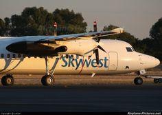 Skywest Airlines (Australia) Fokker 50 VH-FNE