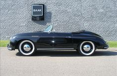 356 porsche speedster replica