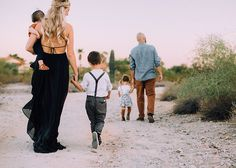 such a stunning capture of this family by griffith imaging | thelovedesignedlife.com
