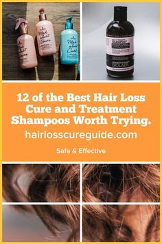12 Best Hair Growth Shampoos You Should Try To Grow Lost Hair