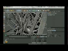 [Cinema 4D Tutorial] How to make a cool abstract shape - YouTube