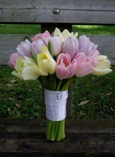 Easter Wedding Bouquet