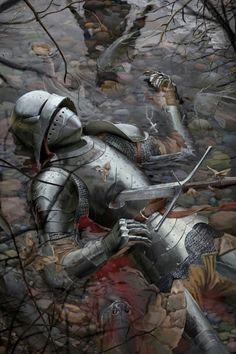 Random Fantasy/RPG artwork I find interesting,(*NOT MINE) from Tolkien to D&D. Dark Fantasy Art, Fantasy Kunst, Fantasy Artwork, Armadura Medieval, Medieval Knight, Medieval Fantasy, Fantasy Warrior, Art Cyberpunk, Illustration Fantasy