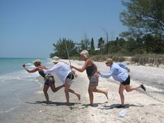 Phooning on Blind Pass Beach - Englewood, Florida  My favorite beach in Englewood!