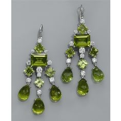 Earrings in 18k gold with 741 ct tw trillion cut peridot 395 earrings in 18k gold with 741 ct tw trillion cut peridot 395 cts tw trillion cut pink tourmaline and 045 ct tw round pink tourmaline mozeypictures Choice Image