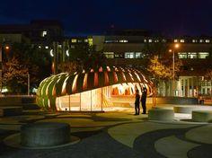 Computational Design Research Pavilion - ICD_ITKE - DesignDaily | DesignDaily