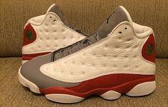 #AirJordan XIII Grey Toe 2014 #sneakers