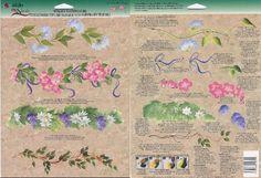Folhas de trabalho Donna Dewberry - sonia silva - Picasa Web Albums
