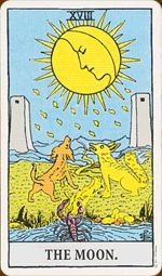 Tarot Card of the Month (May 2013) - by Universal Psychic Guild #TarotCard #Tarot