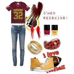 Go Redskins no matter how they are portrayed. #Redskins