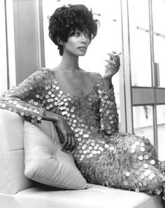 Donyale Luna. Muse to Avedon. First black woman to grace the cover and pages of Vogue & Harper's Bazaar. I have a thing for trail blazing, powerful women of color!