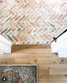 brick flooring Lets talk FLOORS! One of my most asked questions is about our brick flooring! These bricks are the faces of old Chicago bricks from Interior Design Chicago, Interior Ideas, Brick Flooring, Brick Pavers, Flooring Ideas, Entryway Flooring, Diy Flooring, Tile Entryway, Hardwood Floors
