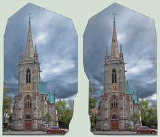 St. Elisabeth - Cross Eye 3D by zour