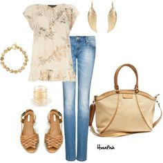 """""""Leaves"""" by hosefish on Polyvore"""