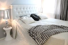 Home White Home - Bed <3