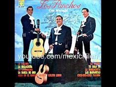 Trío Los Panchos--La barca de oro - YouTube