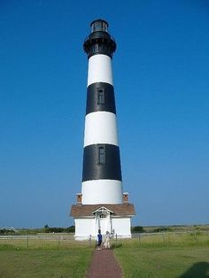 Bodie Island Light House |Pinned from PinTo for iPad|