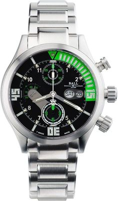 e1110452a43 Ball Watch Company Diver Chronograph DC1028C-S1J-BKGR Watch