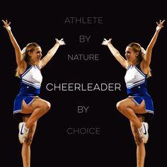 Once a cheerleader, ALWAYS a cheerleader