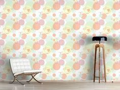 Design #Tapete Piepsi Dot Com