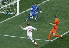 Michael Krohn-Dehli and Denmark shock The Netherlands - NED 0-1 DEN