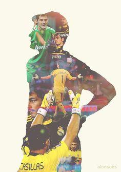Iker #RealMadrid #Spain #