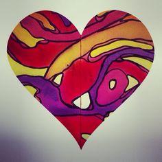 Art heart 2.
