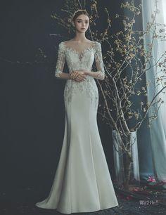 Wedding Dress Trends, Modest Wedding Dresses, Wedding Dress Styles, Bridal Dresses, Wedding Gowns, Wedding Dress Sleeves, Bridesmaid Dresses, Beautiful Dresses, Marie