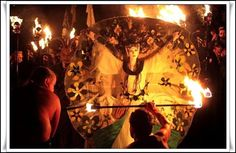 Las Revelaciones del Tarot: Beltane Fiesta Tradicion Celta