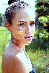 football face paint - Google Search
