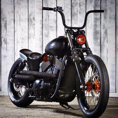 Harley Davison Street 750 custom