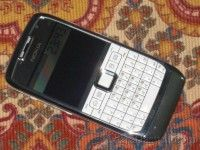 Nokia E71 In White Excellent Condition – Lahore