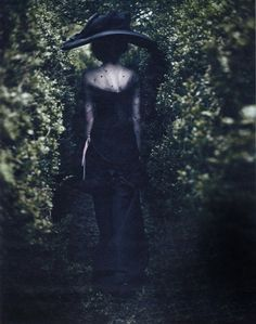 Ruth walked down the aisles of gardens wearing her mourning black. He was dead. The funeral would gather later this afternoon. She would attend. She would cry. She would give her goodbyes. But then, no one knew she was the murderer.