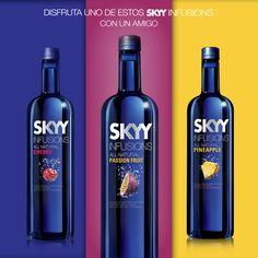 Skyy Infusions Skyy Vodka, Vodka Bottle, Pineapple, Fruit, Drinks, Pinecone, Pine Apple, The Fruit, Drink