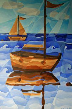 Two at Sea, Tiffany Budd