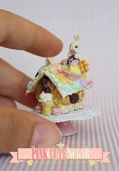 Valentina Gaia Beef - PinkCute azúcar Miniaturas