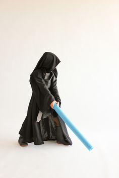Star Wars Jedi Costume Tutorial // Delia Creates