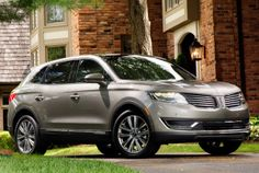 2016 Lincoln MKX '2015