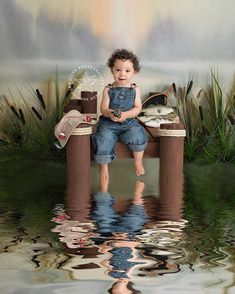 Make Sure Your Fishing Trip Is A Success With These Handy Tips! Fishing with your little ones can create some wonderful lasting memories; Lake Photography, Cake Smash Photography, Fishing Photography, Photography Backdrops, Children Photography, Newborn Photography, Photography Ideas, Gone Fishing Cake, Boy Fishing
