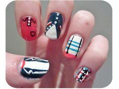 1D nails (: