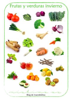 La mejor manera de elegir fruta y verdura de temporada!