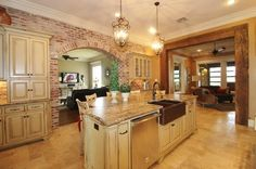 Plaisance Residence - traditional - Kitchen - Other Metro - Van Alan Homes
