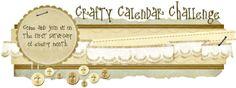 Crafty Calender Challenge