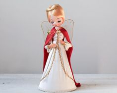 Angel christmas tree topper, Christmas tree toppers and Tree ...