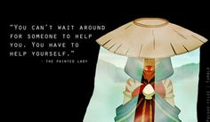 One of the many great lessons to learn from Avatar: The Last Airbender