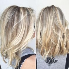 Blonde Highlights On Brown Hair Highlights