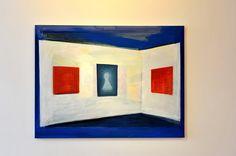 Rene Daniëls: Painting on the flag
